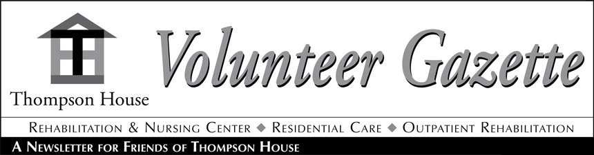 Thompson House Brattleboro VT Volunteer Gazette